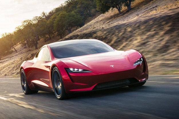 Очакват Tesla Roadster на Нюрбургринг през 2021