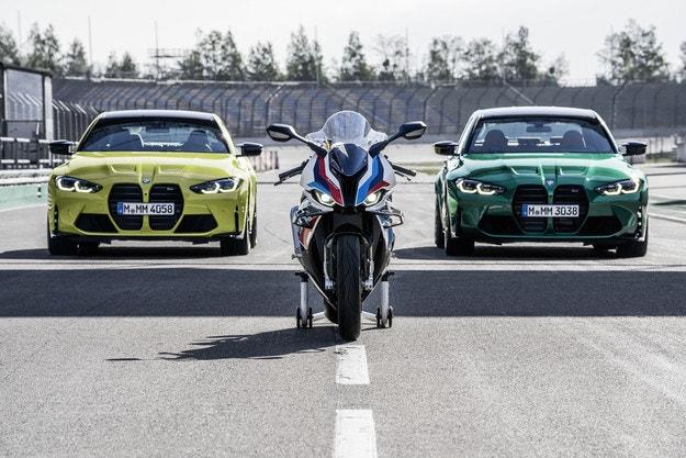 Баварците представят новите BMW M3 и BMW M4