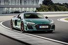 Дебютира лимитираното издание Audi R8 green hell