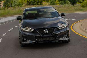 С Nissan Maxima 40th Anniversary отбелязват юбилея