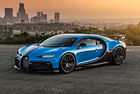 Bugatti Chiron Pur Sport тръгна на американско турне