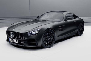 Mercedes-AMG GT Stealth Edition тръгва за САЩ