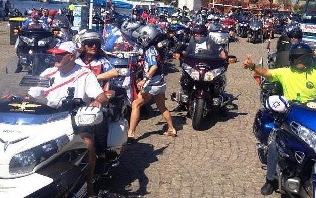Отново отбелязваме  Деня в памет на загиналите мотористи
