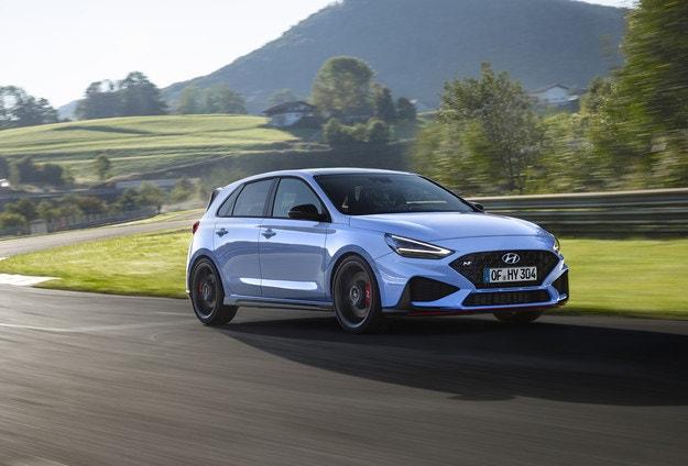 Hyundai i30 N Performance става по-мощен