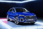 Audi представя Q5 с купеобразна каросерия