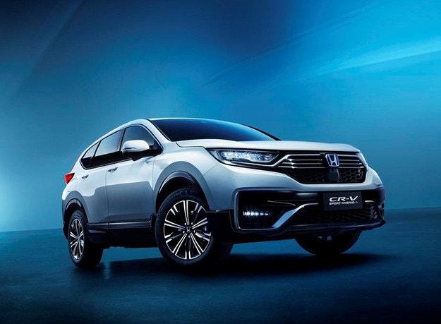 Световен дебютза Honda SUV e:concept в Пекин