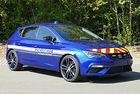 Cupra Leon: Новият автомобил за жандармерията