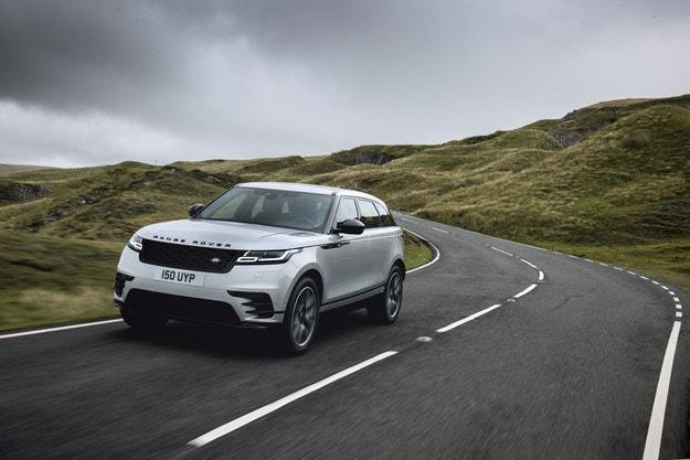 Range Rover Velar  наелектризира с plug-in хибрид