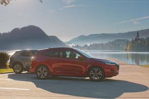 Ford Kuga оглавява новата класация на Euro NCAP