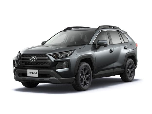 Toyota RAV4 Adventure Offroad разширява гамата