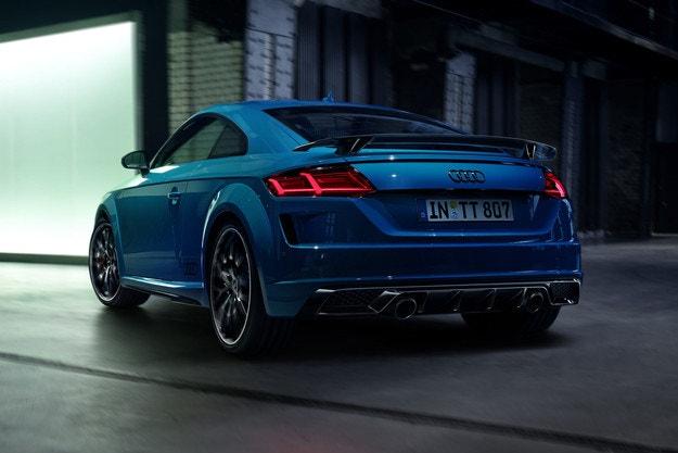 Представят Audi TT 45 TFSI S line competition plus