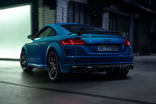 Представят Audi TT 45 TFSI S line competition plus