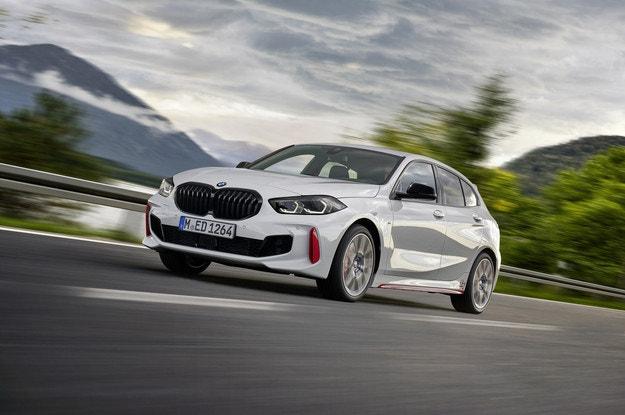 Баварците разкриват новото BMW 128ti