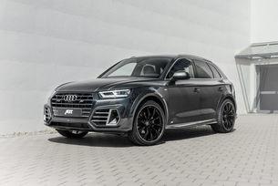 425 к.с. за Audi Q5 TFSI e от ABT Sportsline