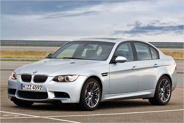 BMW M3, M5 & M6