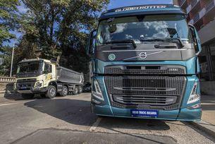 Volvo Trucks чества 20 години в България