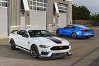 Ford Mustang Mach 1 ще се продава по целия свят