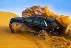 Rolls-Royce Cullinan: Кралят на пустинята