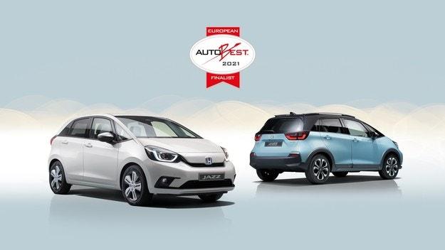 Honda Jazz e:HEV е  финалист на AUTOBEST 2021