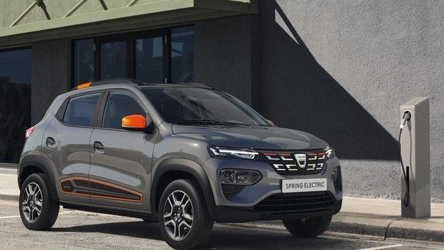 Представяме новата Dacia Spring Electric