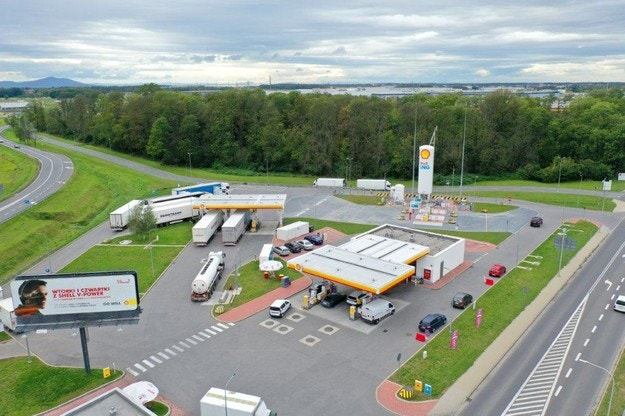 Shell отваря първия си LNG обект в Полша