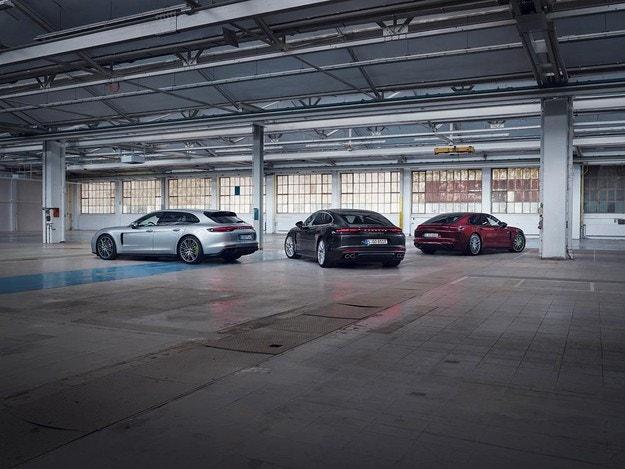Porsche лансира Panamera с мощност 700 к.с.
