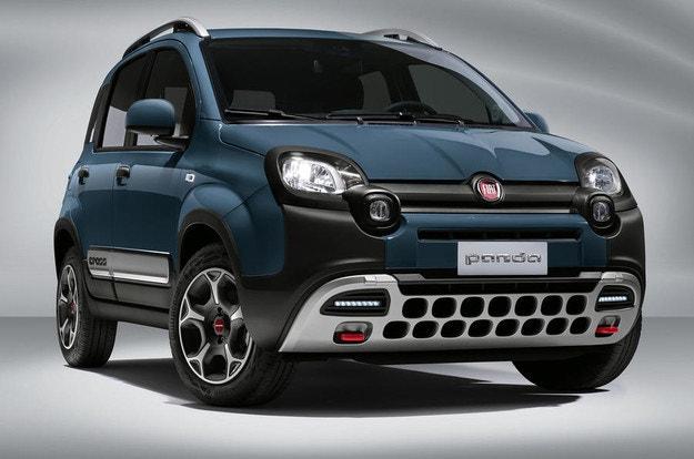 Обновяват Fiat Panda по случай 40 година на модела