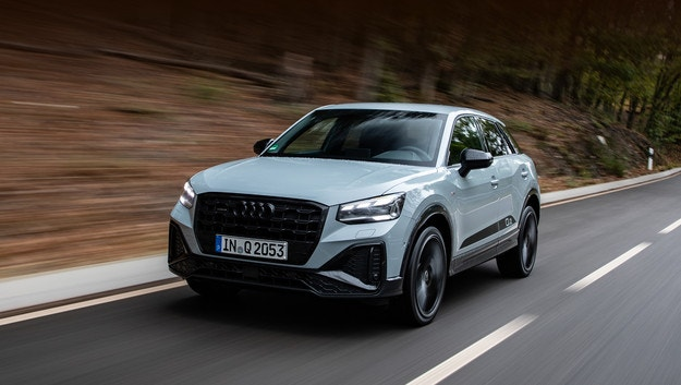 Audi Q2 с по-висок въртящ момент и по-чист дизел