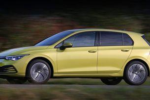 Volkswagen Golf и с метанова версия TGI
