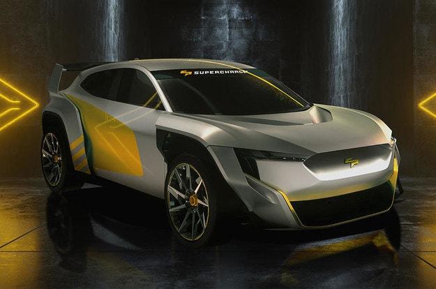 SuperCharge: Нова електрическа серия