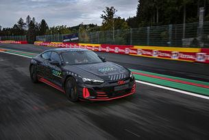 Представиха Audi RS e-tron GT на Spa-Francorchamps
