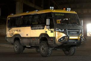 В Чехия разработват училищен автобус
