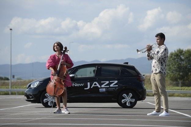 Хибриден Jazz за душата