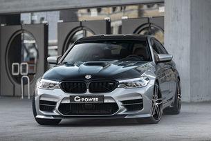 Представят седана BMW G5M Hurricane RR