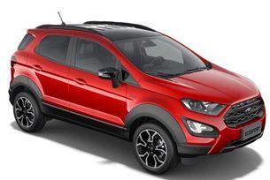 Разсекретиха предпремиерно Ford EcoSport Active