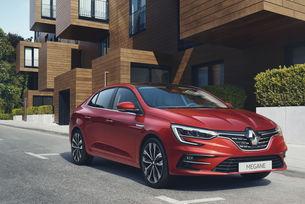 Новият Renault MEGANE още по-елегантен