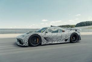 1200 к.с. за хиперавтомобила Mercedes-AMG One