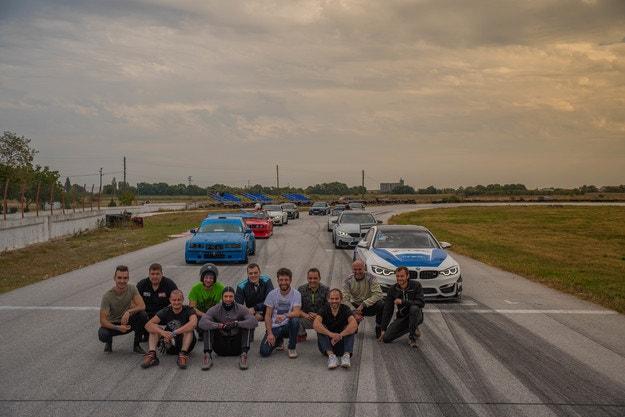 Силна конкуренция на BMW Cup 2020
