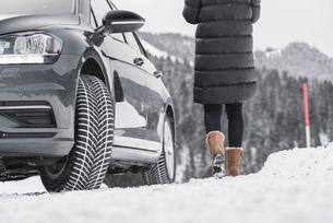 Спокойствие по зимните пътища с Nokian Tyres
