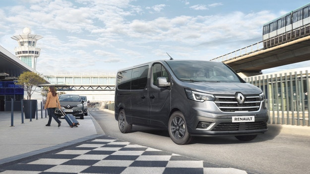 В очакване на новите Renault Trafic Combi и SpaceClass