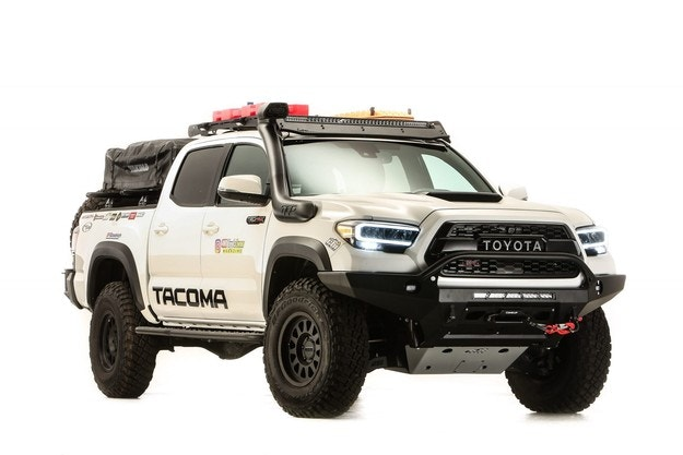 Toyota Overland-Ready Tacoma - само за ентусиасти