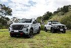 Пикапът Nissan Navara по-безопасен и практичен