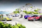 VW прави гръцки остров за зелена мобилност