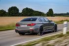 BMW 545e xdrive: завръщане към активния хибрид