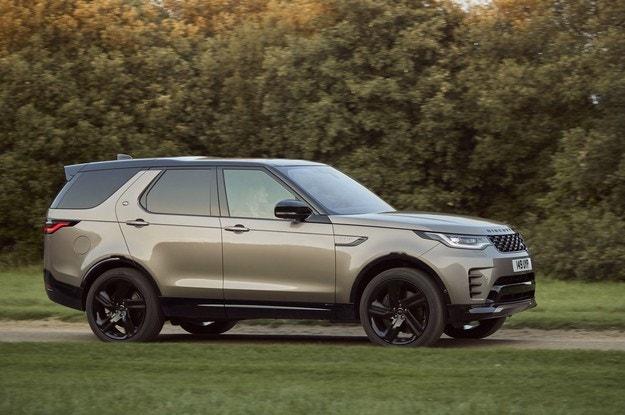 Land Rover Discovery атакува спада с обоновяване
