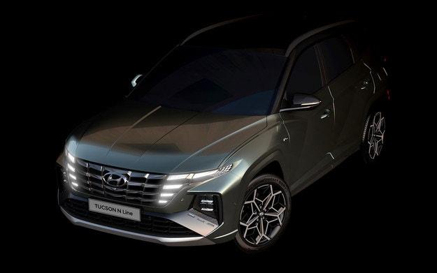 Hyundai показа най-мощния кросоувър Tucson