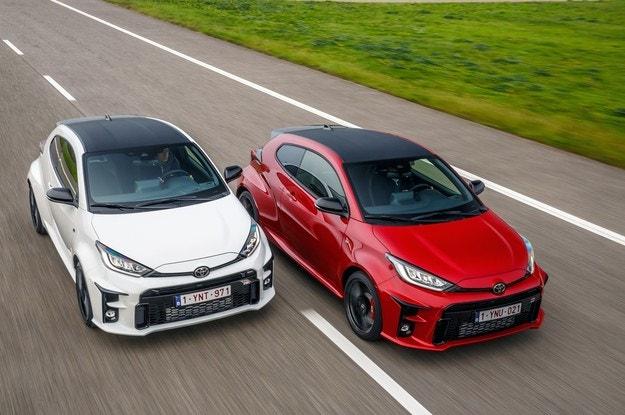 Хотхечът Toyota GR Yaris излезе на европейския пазар