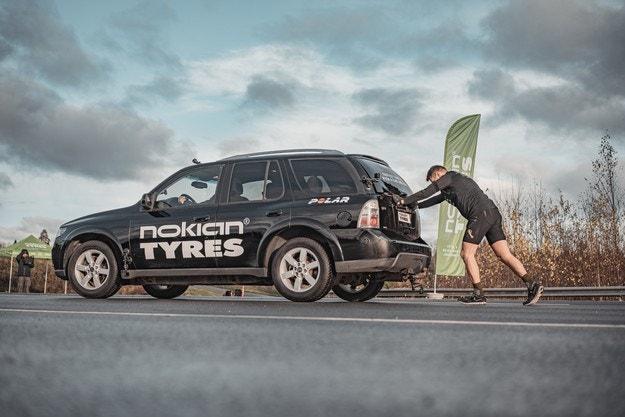 Nokian Tyres направи световен рекорд