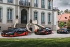 Bugatti събра автомобилен пилот и астронавт