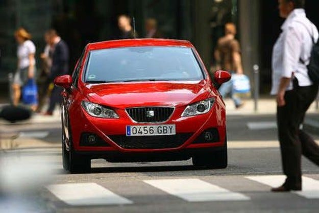 Opel Corsa, Seat Ibiza & Skoda Fabia